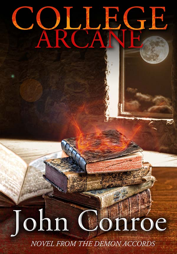 College Arcane by John Conroe