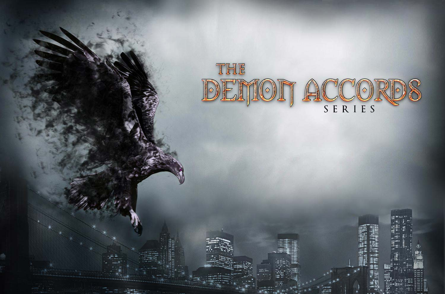 John Conroe - author of the Demon Accords series
