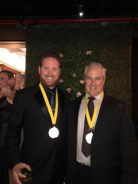 James Patrick Cronin and John Conroe